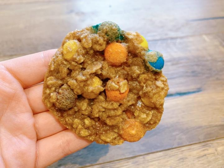 Day 2/30: Monster Cookies (sortof)