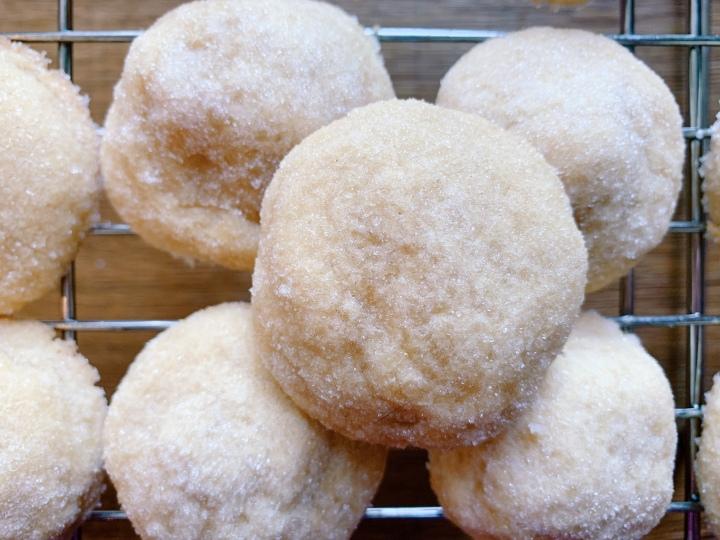 Day 13/30: Brown Sugar ButterCookies