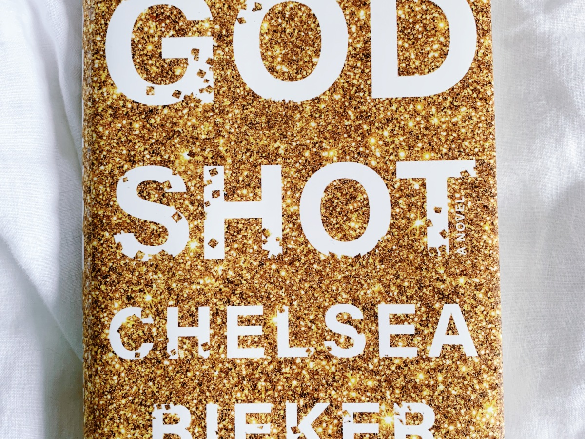 "Image of the cover of ""Godshot"" by Chelsea Bieker"