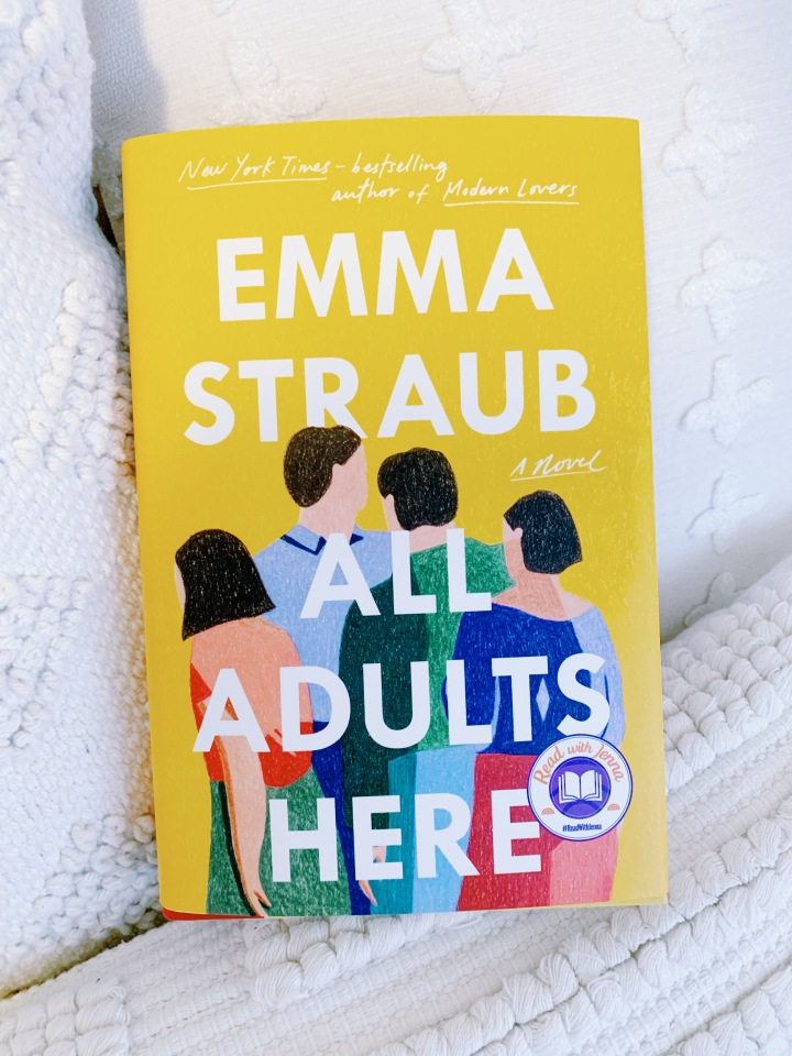 Book #55 of 2020 | All Adults Here by Emma Straub