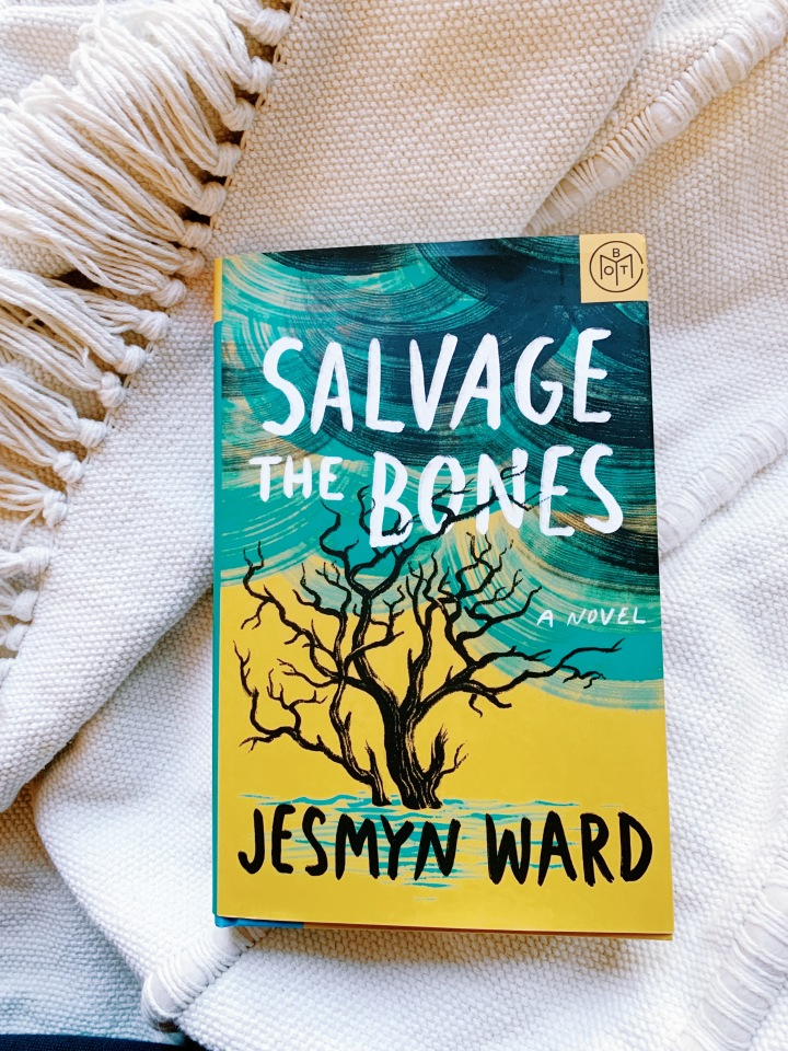 Book #62 of 2020 | Salvage the Bones by Jesmyn Ward