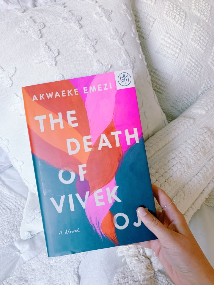 Book #64 of 2020 | The Death of Vivek Oji by Akwaeke Emezi