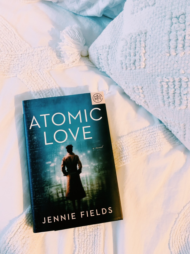 Book #61 of 2020 | Atomic Love by Jennie Fields