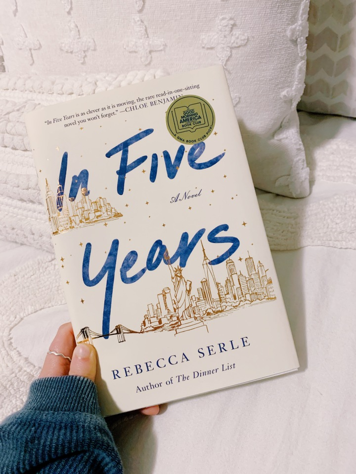 Book #75 of 2020 | In Five Years by Rebecca Serle