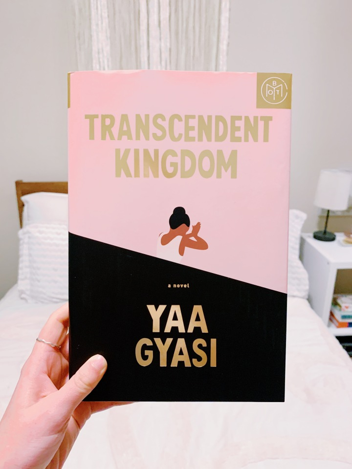 Book #73 of 2020 | Transcendent Kingdom by YaaGyasi