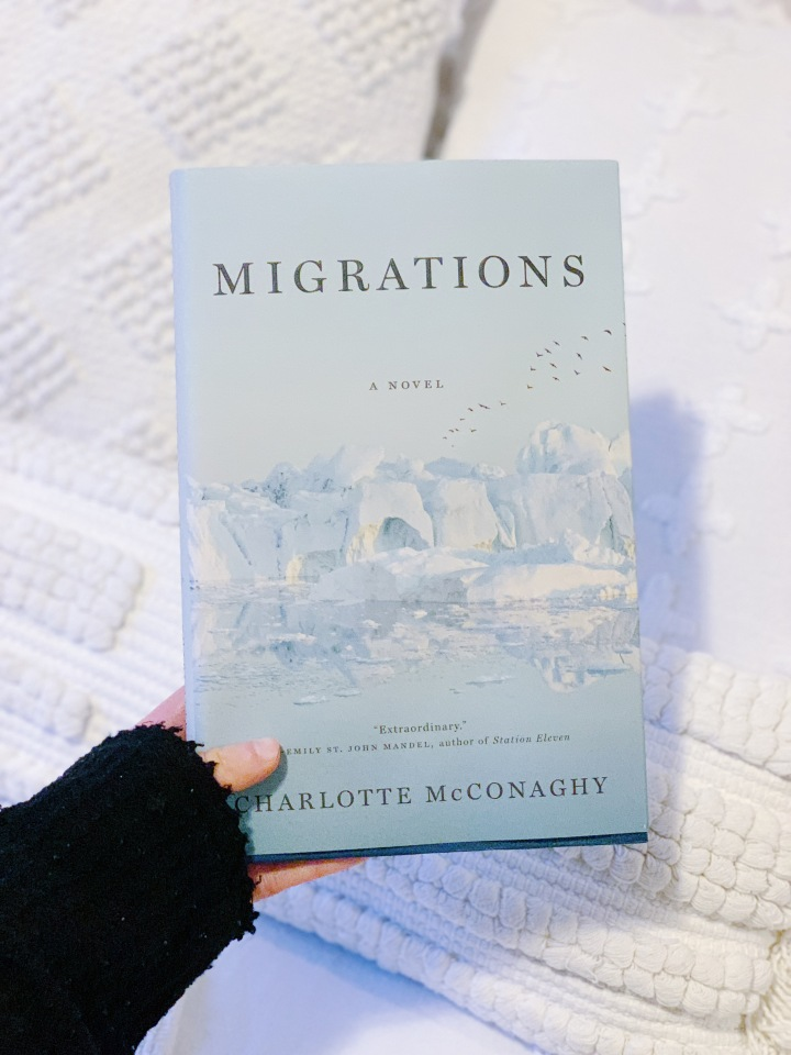 Book #85 of 2020 | Migrations by CharlotteMcConaghy