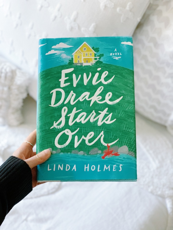 Book #91 of 2020 | Evvie Drake Starts Over by LindaHolmes