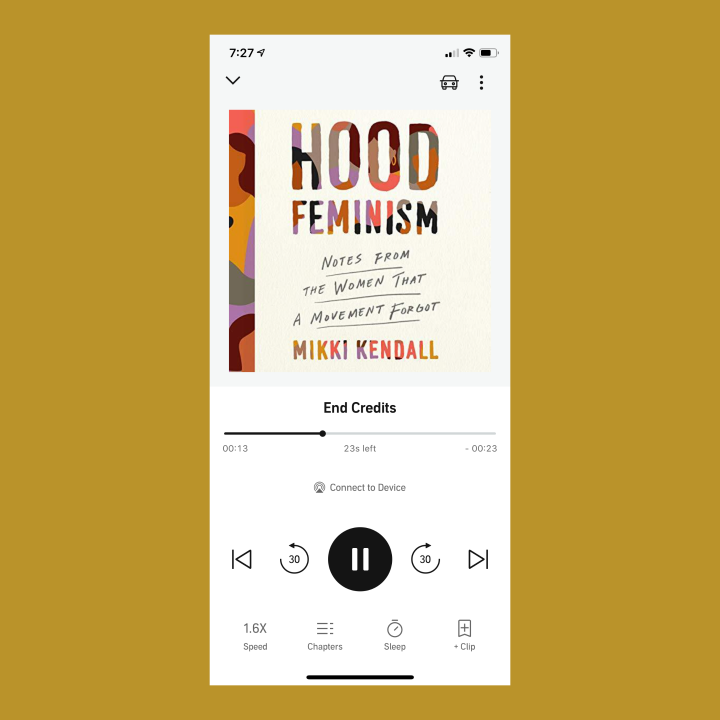Book #84 of 2020 | Hood Feminism by MikkiKendall
