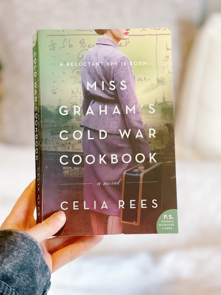 Book #101 of 2020 | Miss Graham's Cold War Cookbook by Celia Rees