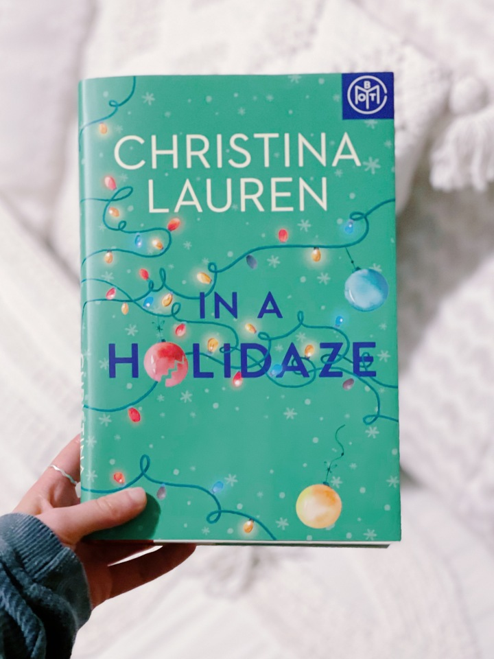 Book #97 of 2020 | In A Holidaze by Christina Lauren