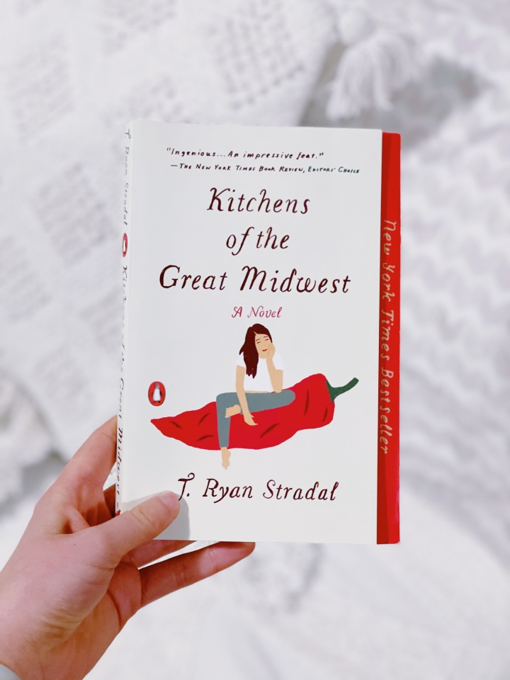Book #96 of 2020 | Kitchens of the Great Midwest by J. Ryan Stradal