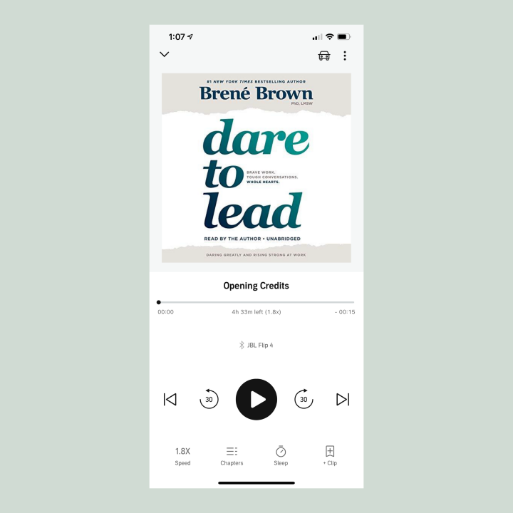Book #1 of 2021 | Dare to Lead by Brené Brown
